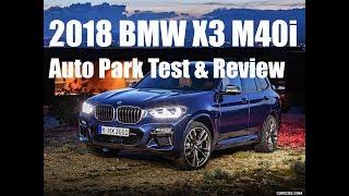 2018 BMW X3 M40i Auto Park Driving Assistance Test & Review