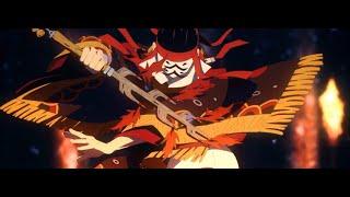Demon Slayer AMV I Warriors I Imagine Dragons