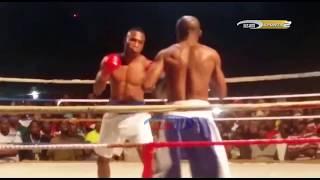 Mwaikinyo afanya maajabu tena, ashinda kwa KO ndani ya sekunde 10