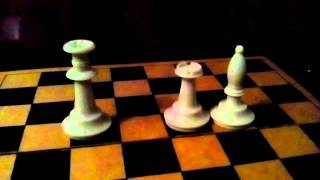 Учимся играть в шахматы.Урок 2