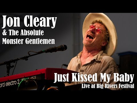 Jon Cleary & The Absolute Monster Gentlemen - Just Kissed My Baby live