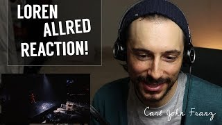 Vocal Coach REACTS to Loren Allred - Never Enough Video