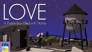 Love - A Puzzle Box of Stories: iOS/Android Gameplay Walkthrough Part 1 (by Rocketship Park)