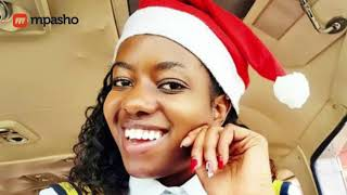 Kenyans mourn the death Barbra Kamau, pilot of the ilfated FLYSAX plane