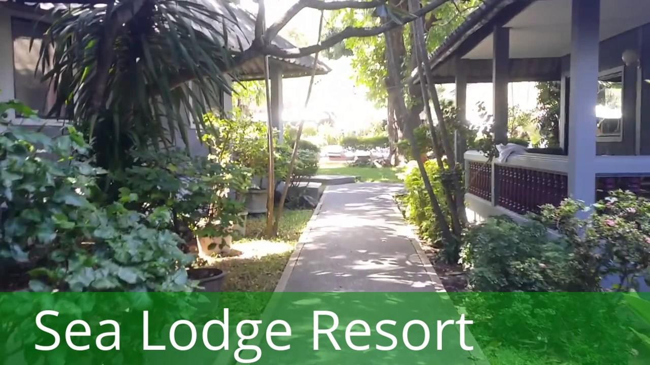 Sea Lodge Resort in Pattaya - YouTube
