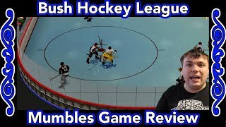 Bush Hockey League || Arcade Gold or Flop? || Mumbles Game Review