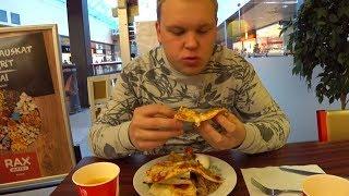 как объесться пиццами за 750р в Финляндии. Обзор безлимитного буфета