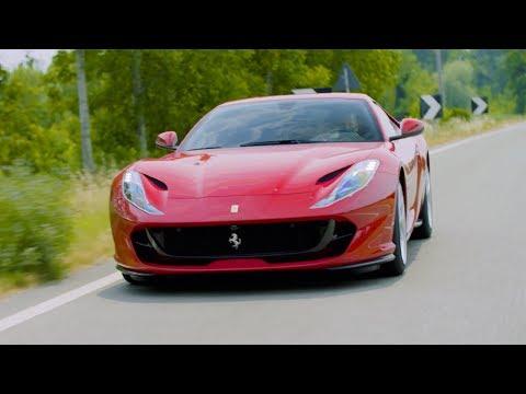 Ferrari 812 Superfast | Chris Harris Drives | Top Gear