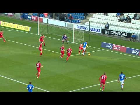 Colchester v Swindon