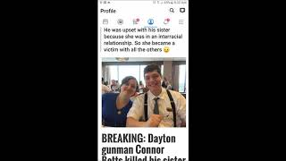 Dayton Shooter Connor Betts Killed His Sister Because Of This