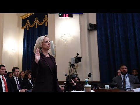 Nielsen testifies on border security in House hearing