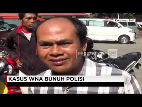 WNA Pembuat Onar yang Ditembak Mati di Bali Meresahkan Warga