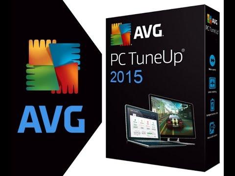 AVG PC TuneUp 2015
