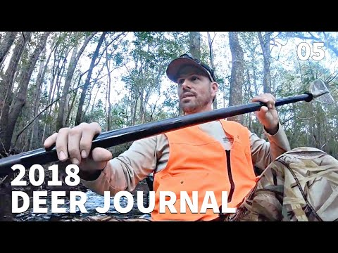 Ran Into MURPHY's LAW On Georgia PUBLIC LAND - 2018 Deer Journal | Ep. #5 | Week 5-6 |