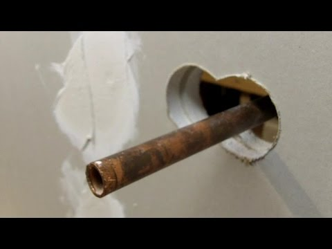 How to Fix Drywall Mistakes