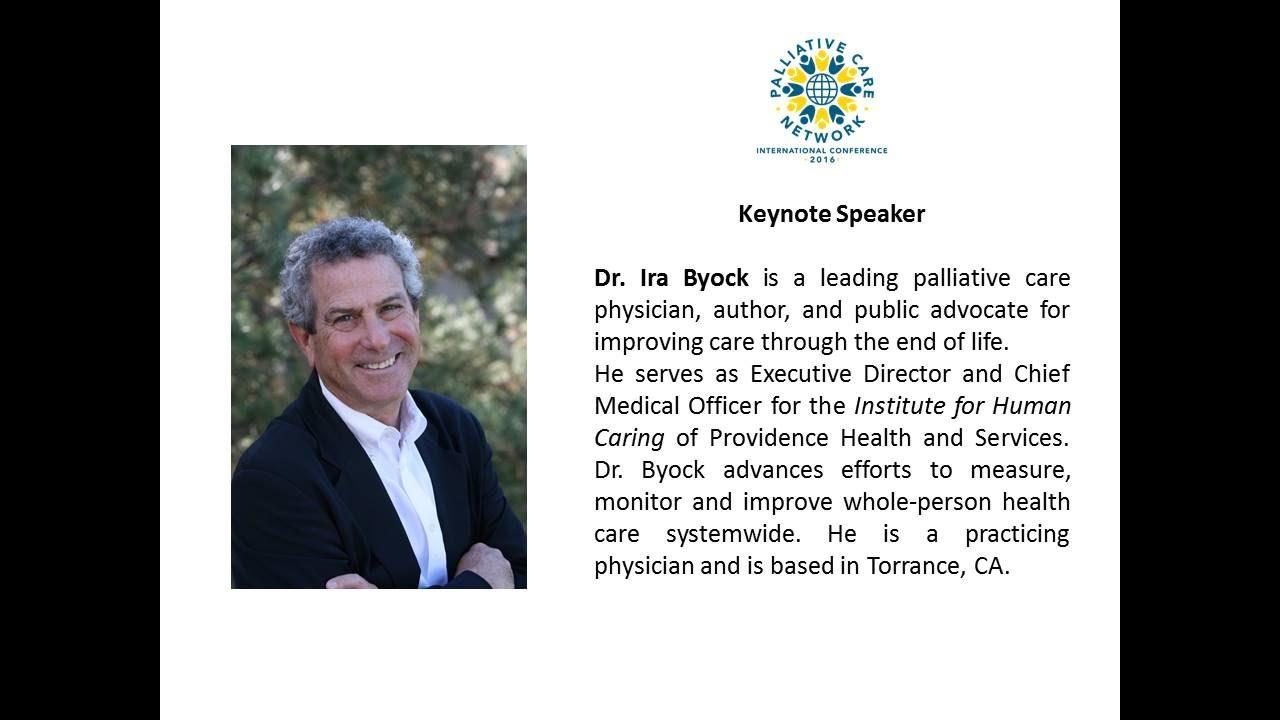 International Palliative Care Network Conference 2016 ...