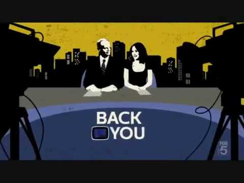 Back to You Intro Opening FOX Sitcom 2007-2008 Patricia Heaton Kelsey Grammer