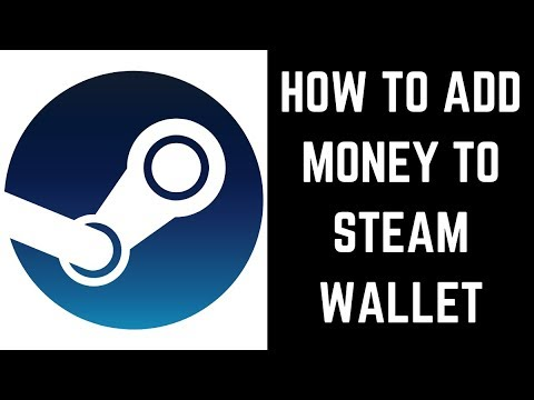 How To Add Money To Steam Wallet