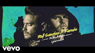Rolf Sanchez, Farruko - Te Va a Doler (Salsa Version)(Official Lyric Video)