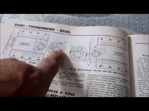 292 y block wiring diagram wiring diagram img  ford 292 engine diagram #7