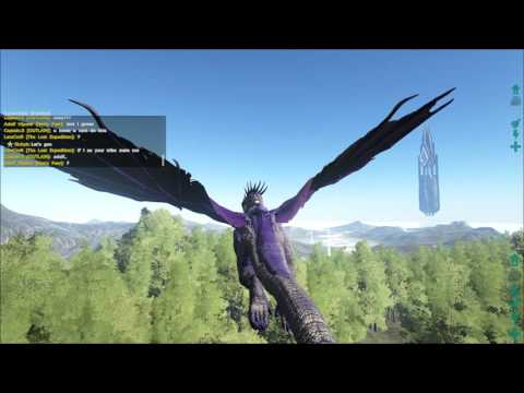 ARK  Survival Evolved When ADMIN ABUSE is a reality!!