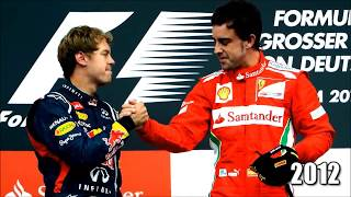 The Champions of Formula 1 - Simply The Best