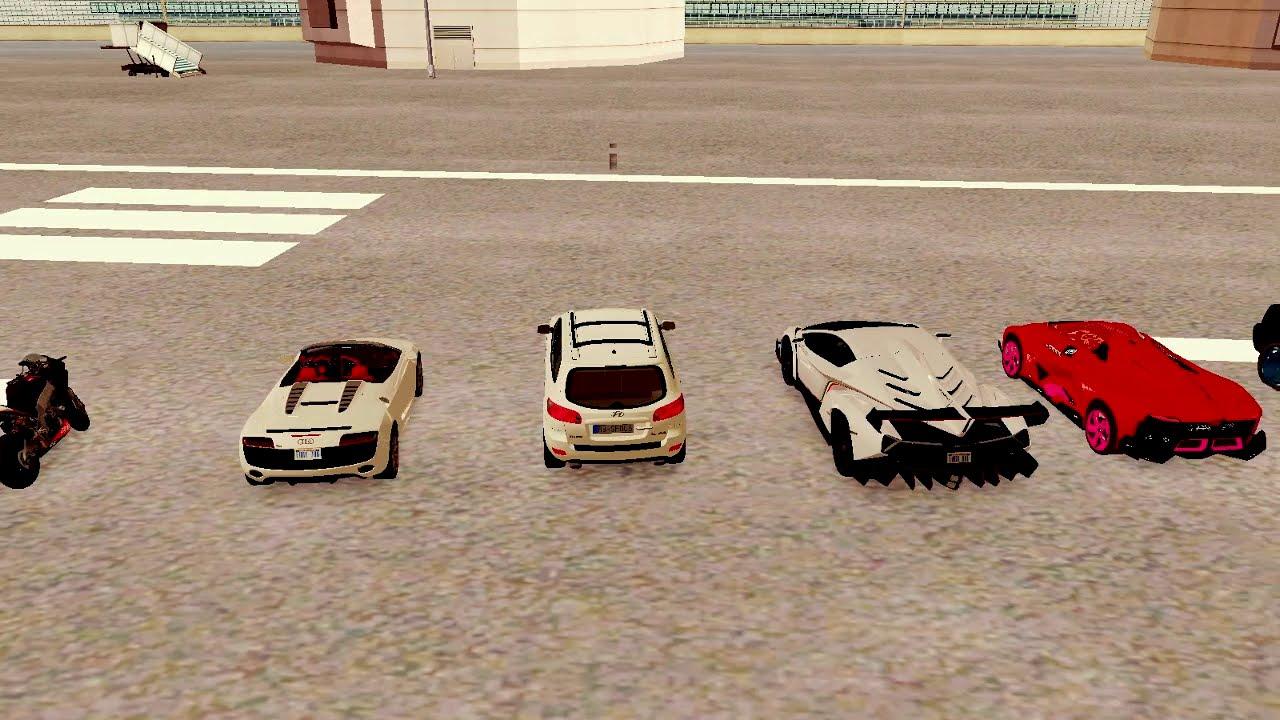 autos deportivos de gta san andreas