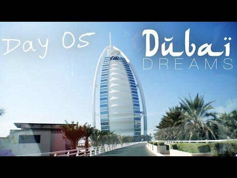 BURJ BURJ BURJ BURJ | Checking Into The World's Most Luxurious Hotel | Day 5 | Dubai Dreams