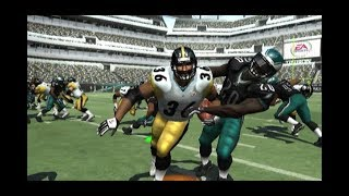 Playing Madden 06 in 2019 (XBOX)
