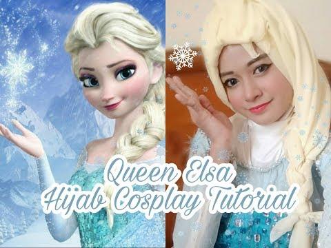 Hijab Cosplay Makeup Artist Saubhaya Makeup