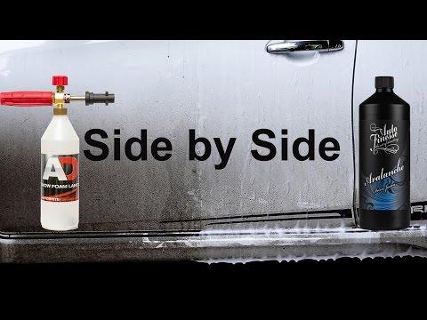 Snow Foam Test : Auto Finesse Avalanche