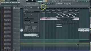 Kid Cudi    Pursuit Of Happiness Steve Aoki Remix Remake Fl Studio by Sergey Popov