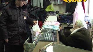 Как не испортить себе Новый год? Спасатели и полицейские проверяют магазины торгующие пиротехникой