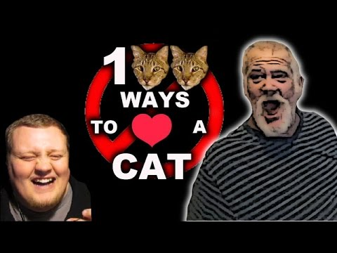 Angry Grandpa - 100 Ways To Love a Cat - Part Two! REACTION!!!