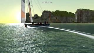 Sail Simulator 5 VO70