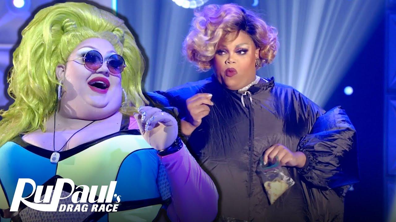 Download Eureka & Silky Nutmeg Ganache's Kelly Clarkson Lip Sync ⚡️ RuPaul's Drag Race All Stars