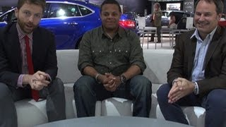 New York auto show 2014: CNET