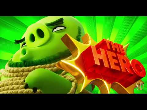 The Angry Birds Movie 2 – OFFICIAL TRAILER