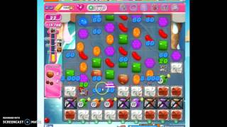 Candy Crush Level 502 help w/audio tips, hints, tricks
