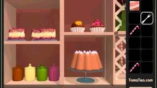 Candy Shop Escape walkthrough -TOMATEA