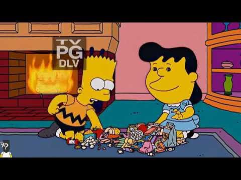 Casita del Horror XIV - Los Simpson Parte 1/5 - Especial de HALLOWEEN !!