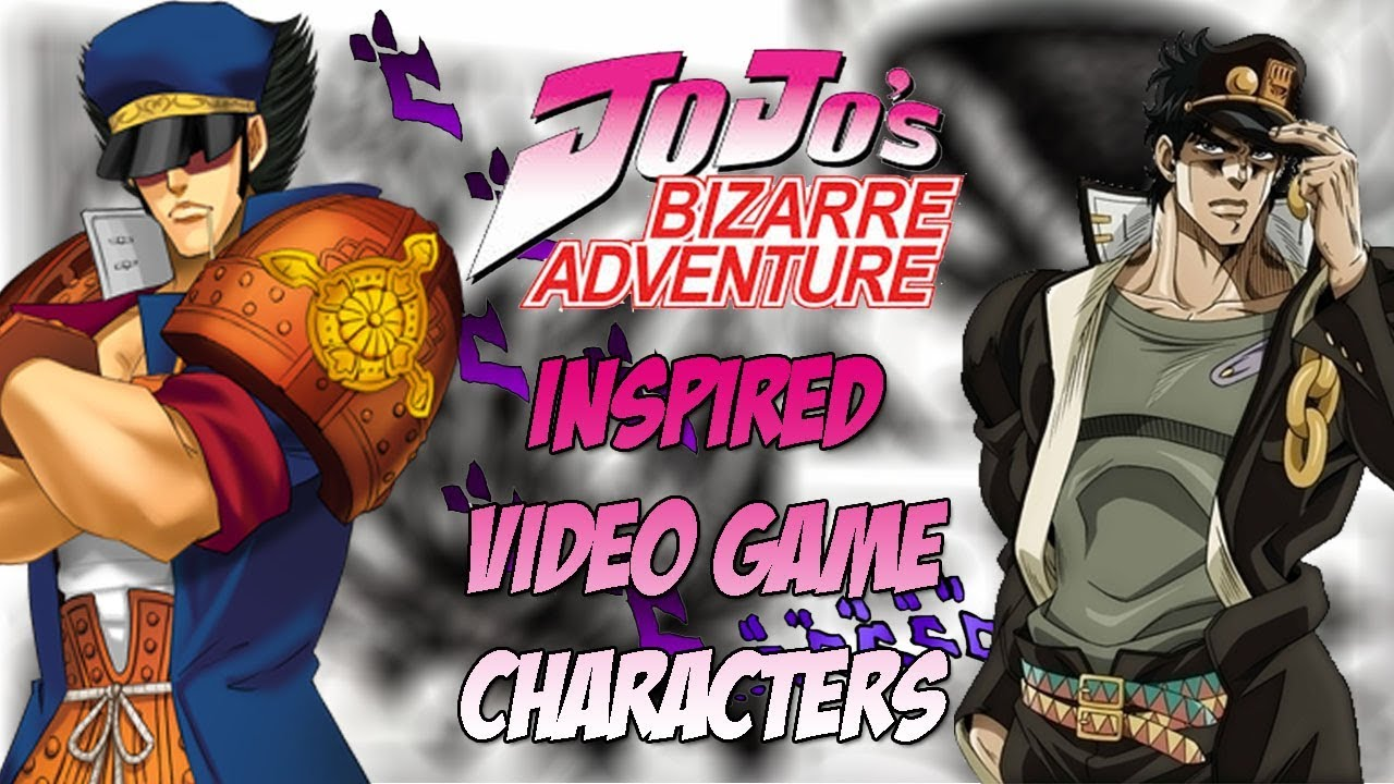 Top 5 Video Game Characters Inspired by Jojo's Bizarre Adventure