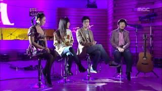 Talk 1, 토크, Lalala 20100318