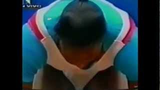Video Maria Isabel Urrutia Gana Oro Sidney 2000. (Completo)