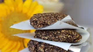 Energy Sustaining Breakfast Bars; Gluten Free, Nut Free, Soy Free, Dairy Free