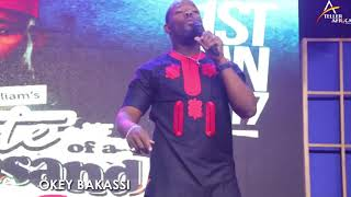 Okey Bakassi is Truly the King Of Comedy