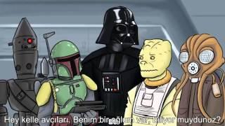 Yıldız Savaşları - İmparator Nasıl Bitmeliydi (Türkçe Altyazı)