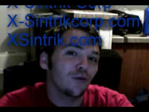 X-Sintrik Corp~X-Sintrik Minds for Eccentric Times~