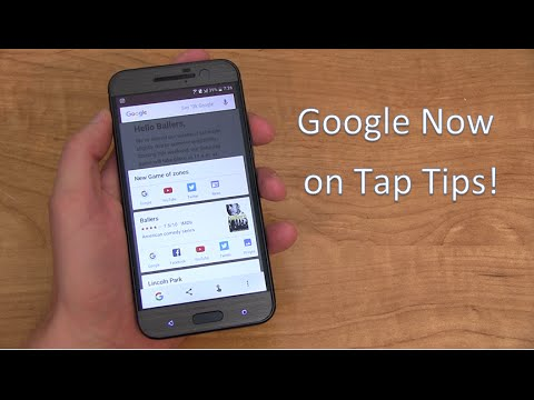 Google Now On Tap: More Useful Than You Think!
