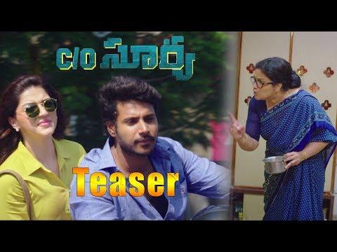 C/O Surya Teaser ||  Sundeep Kishan ||...